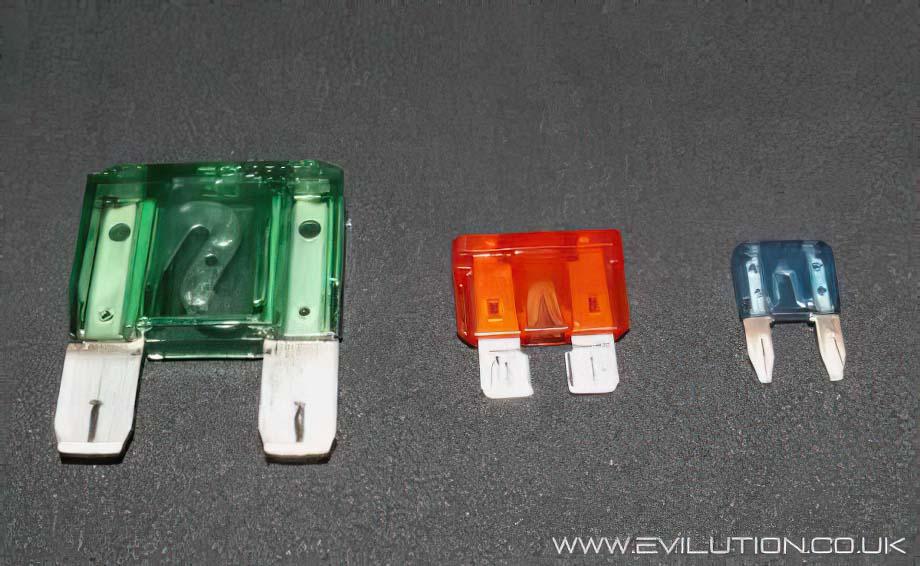 Fiat Punto Active Fuse Box : Technical led light via the fuse box page fiat