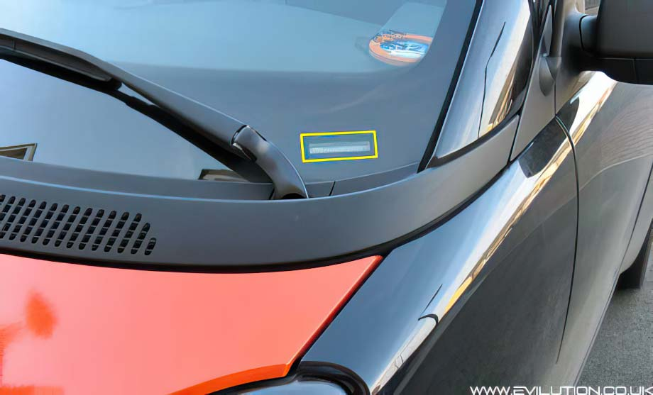 How to find window sticker info on vehicle with vin number for Window number