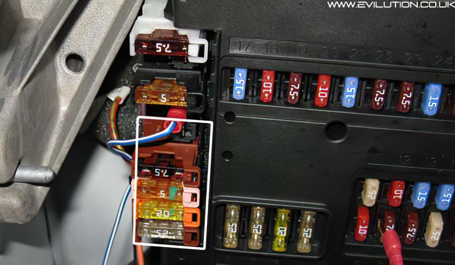 evilution - smart car encyclopaedia smart home fuse box
