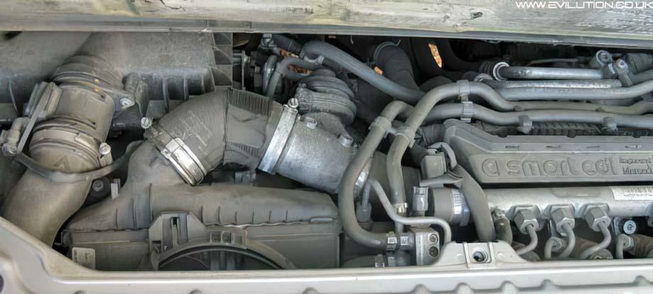 Smart Car Engine Removal Billo S Itibitismart Smart Engine