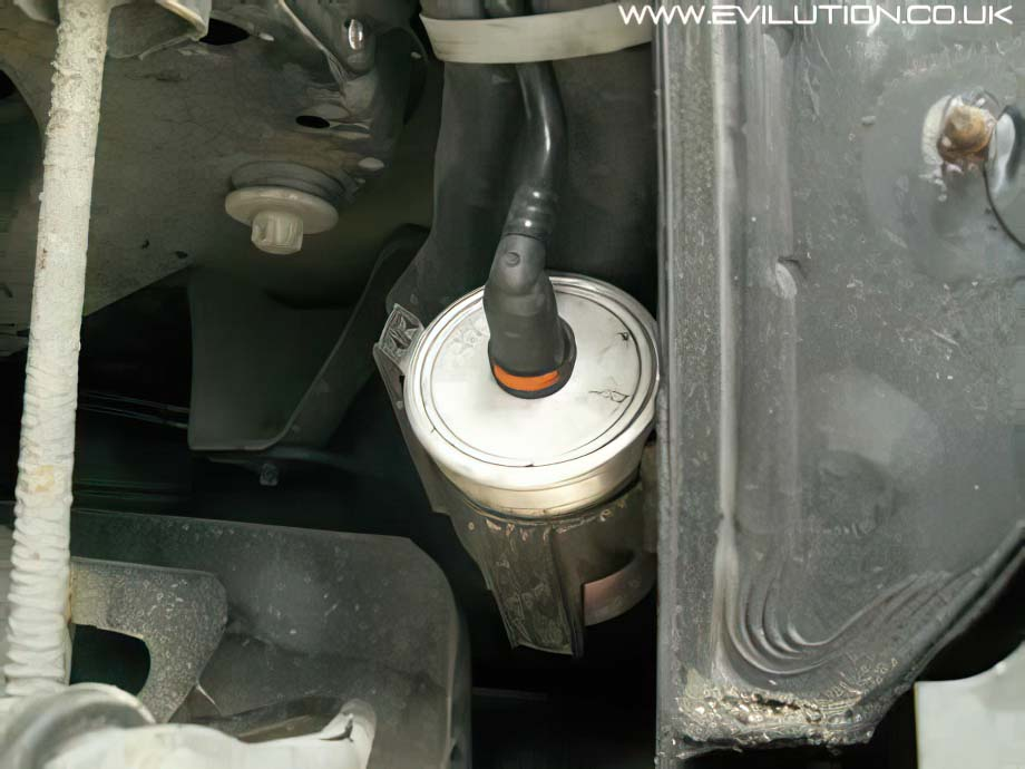 car fuel filter evilution - smart car encyclopaedia smart car fuel filter #2