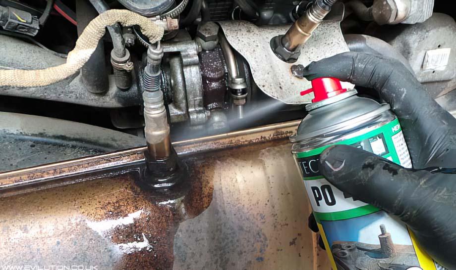 Spray Rubber Seal >> Evilution - Smart Car Encyclopaedia