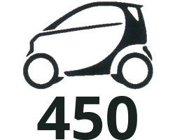 450 Fortwo