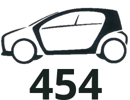 454 Forfour