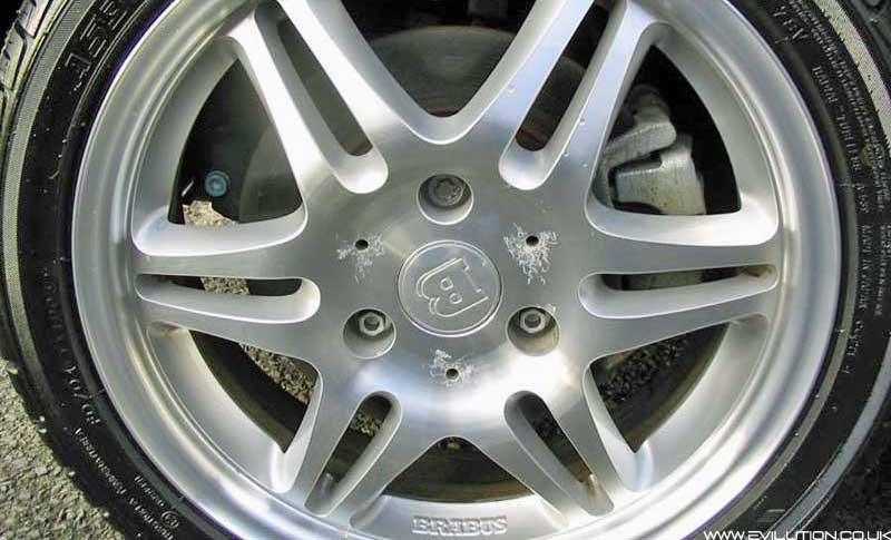 Evilution smart car encyclopaedia this is a photo of a brabus monoblock wheel on a brand new smart just purchased from the dealer by tony w altavistaventures Choice Image
