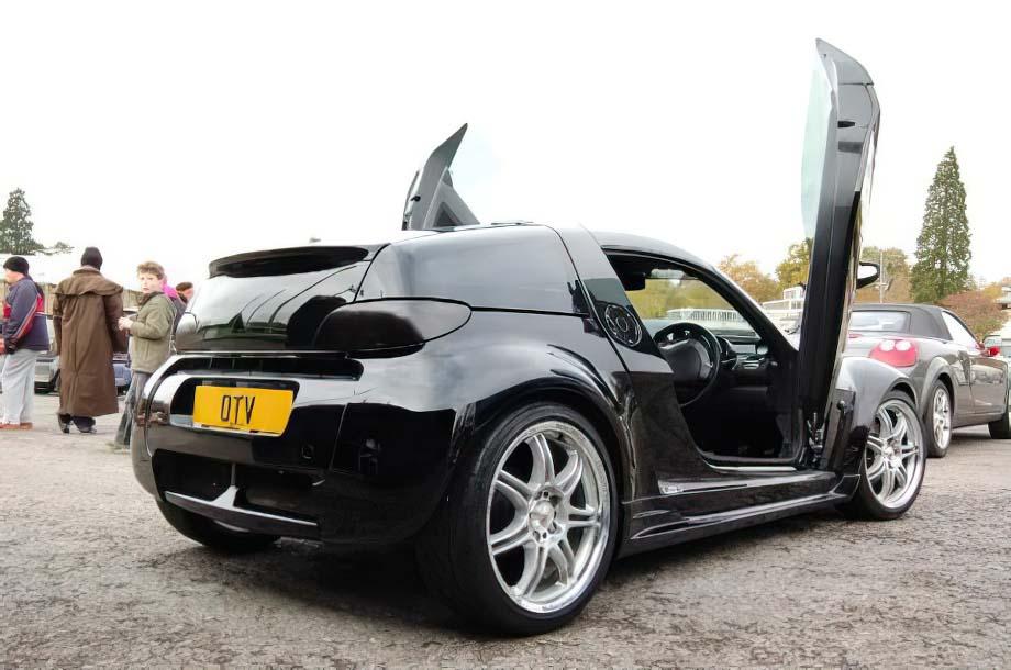 Smart Car Brabus Rims For Sale