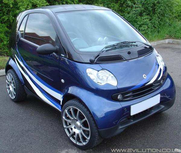 Smart Car Encyclopaedia