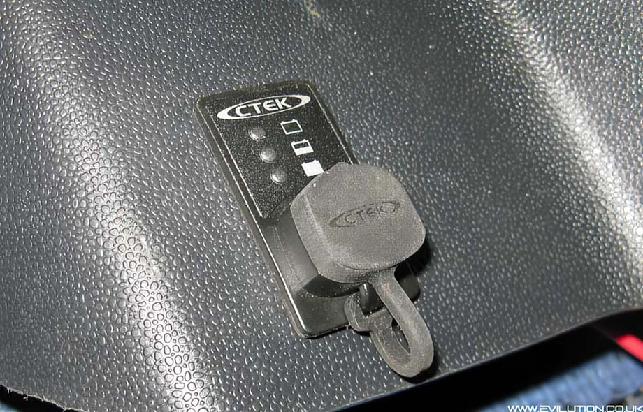 ctek comfort indicator instructions