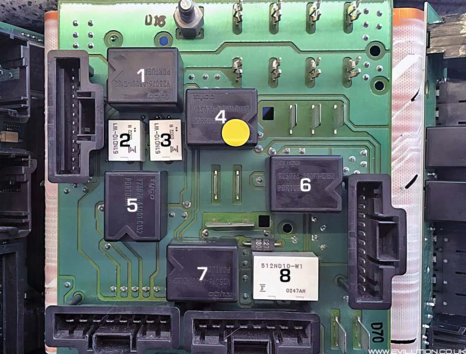 Smart 451 Fuse Box Diagram