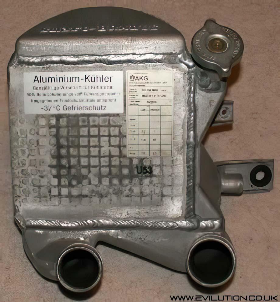 Water Pump Car Cost >> Evilution - Smart Car Encyclopaedia