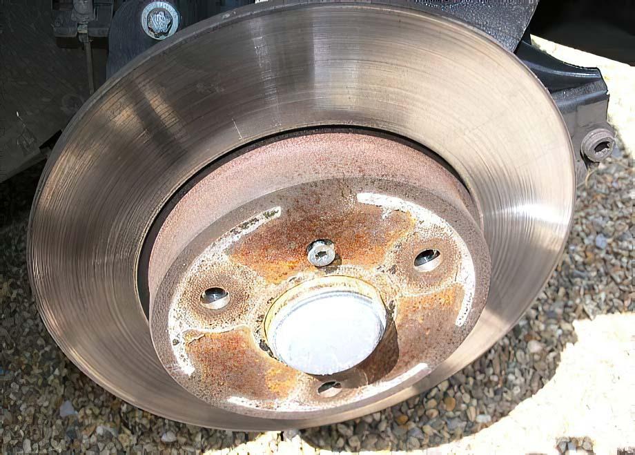 Types Of Brake Fade : Evilution smart car encyclopaedia