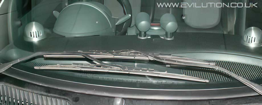 How Much To Replace A Windshield >> Evilution - Smart Car Encyclopaedia