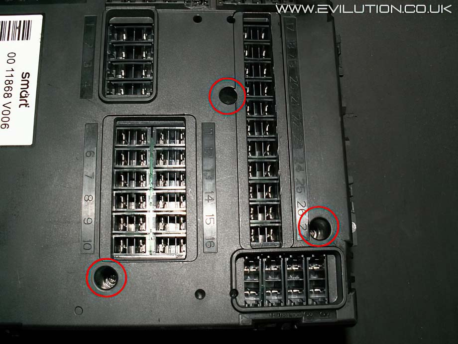 Smart Car Fortwo Fuse Box Location : Smart fortwo fuse box dodge journey