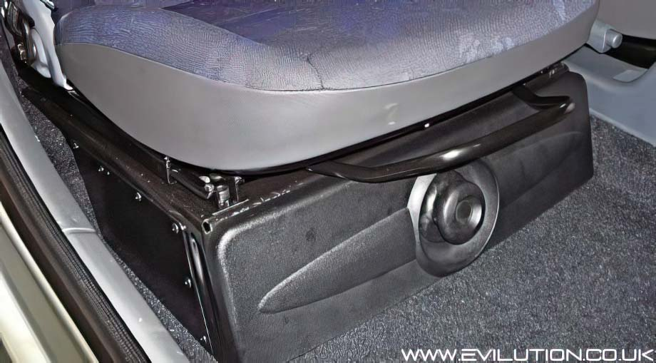 Smart Car 450 Compartment Drawer