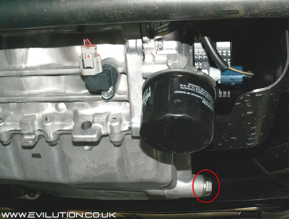 Easy way to remove car oil filter 9