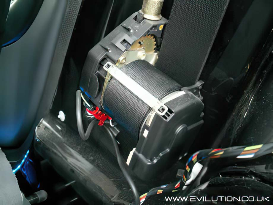 Seat Belt Pretensioner >> Evilution - Smart Car Encyclopaedia