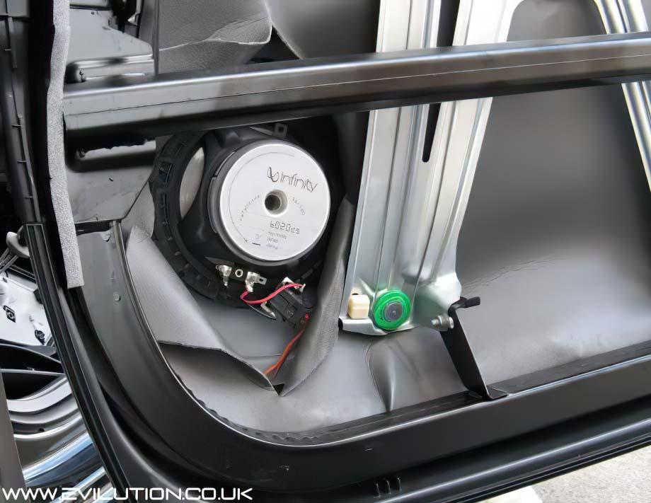 Car Door Speakers Install Cost
